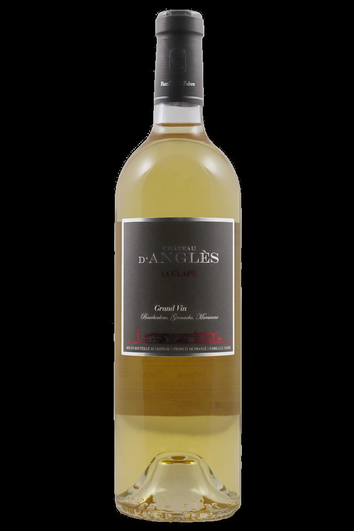 Grand Vin Blanc - Château d Anglès 2018