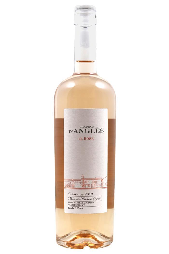 Classique Rosé -  Château d Anglès 2019