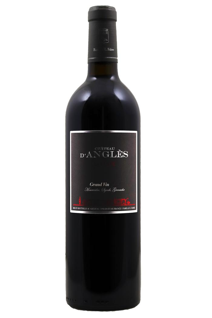 Grand Vin Rouge - Château d Anglès 2018
