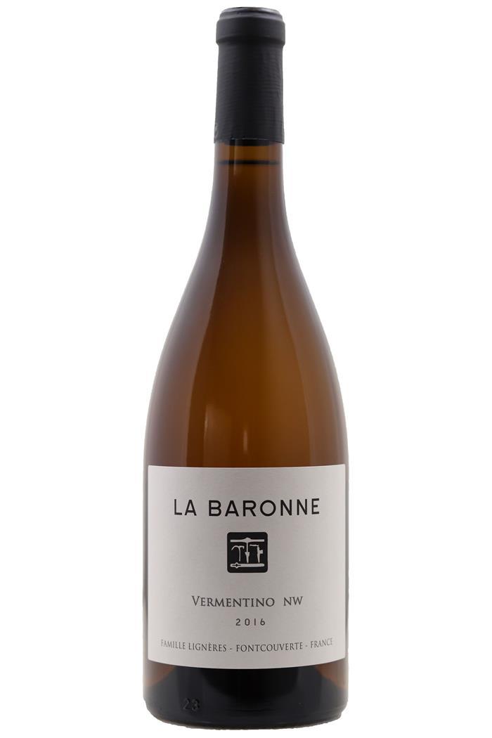 Vermentino - Château La Baronne 2016 - BIO
