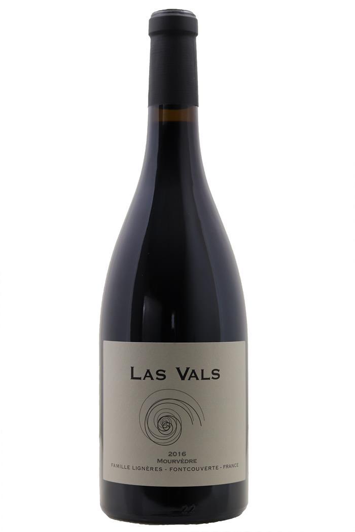 Las Vals Mourvèdre - Château La Baronne 2016 - BIO