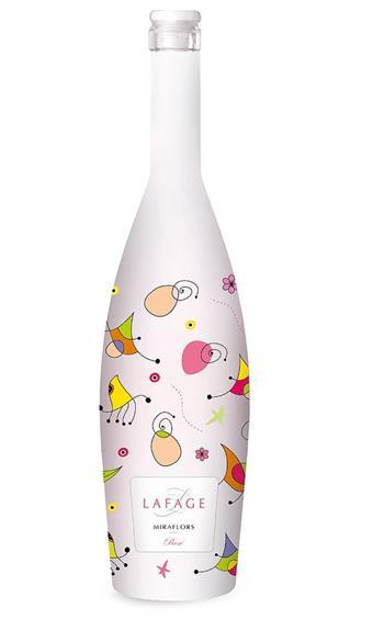 Miraflors Rosé Limited Edition - Domaine Lafage 2020