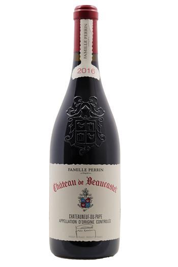 Château de Beaucastel Rouge 2016 150cl