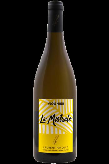 Viognier - La Mistrale - Laurent Fayolle 2020