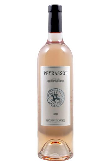 Cuvée du Commandeur rosé - Château Peyrassol 2019