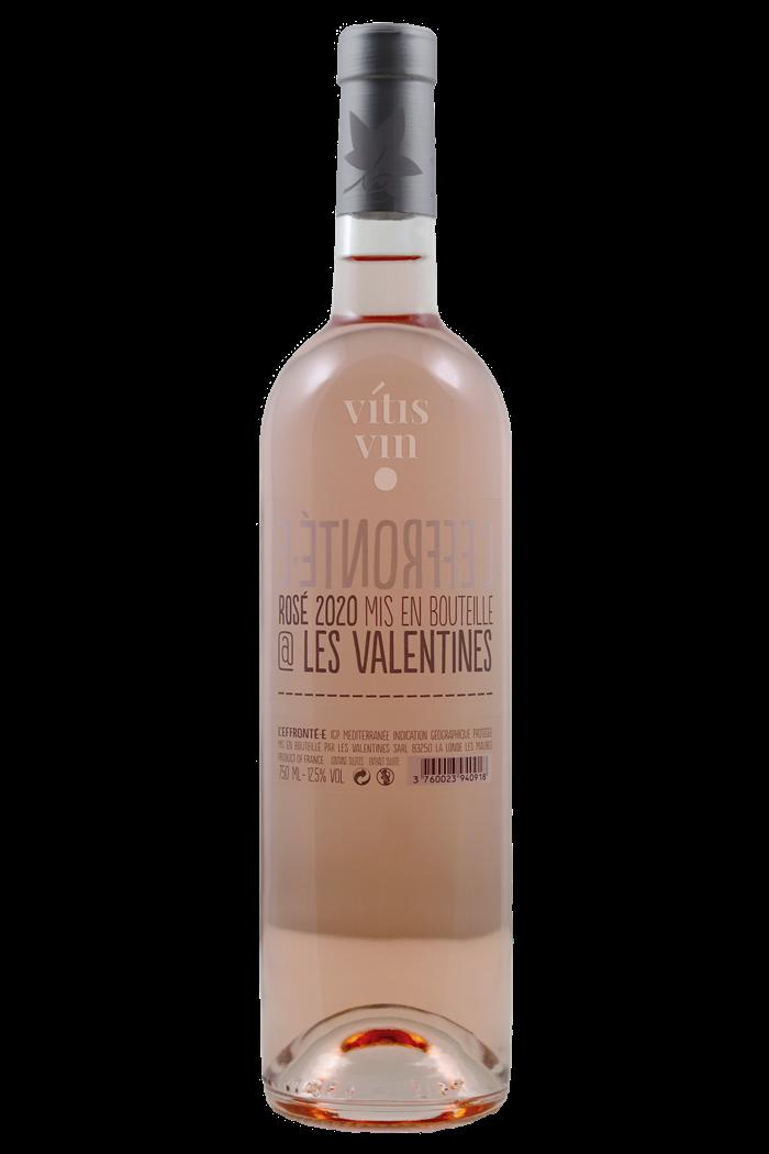 L Effrontée - Château Les Valentines 2020