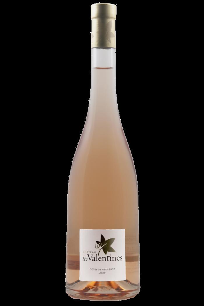 Château Les Valentines Rosé 2020 - BIO
