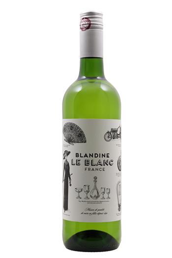 Blandine Le Blanc - Château du Cèdre 2016