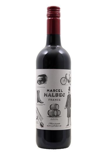 Marcel Malbec - Château du Cèdre 2018