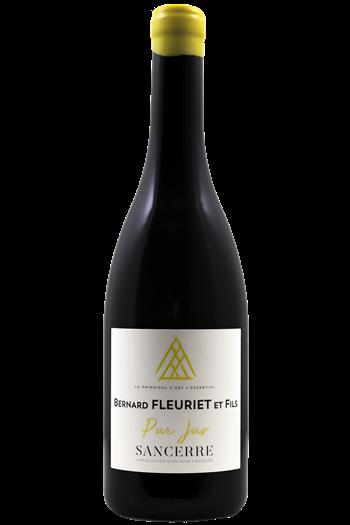 Sancerre Blanc Pur Jus - Bernard Fleuriet et Fils  2018 - BIO