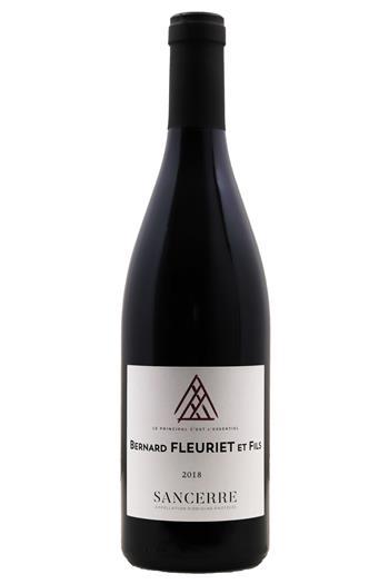Sancerre Rouge Tradition - Fleuriet et Fils 2018 - BIO