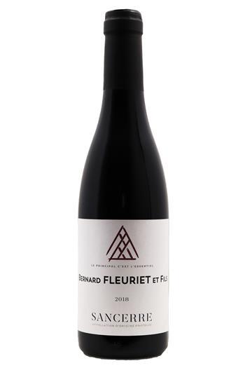 Sancerre Rouge Tradition - Fleuriet et Fils 2018 37,5cl - BIO