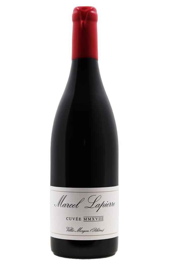 Cuvée MMXVIII - Domaine Marcel Lapierre 2018
