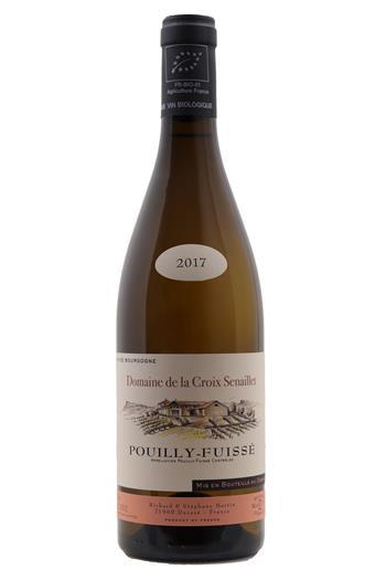 Pouilly-Fuissé - Domaine de la Croix Senaillet 2017 - BIO