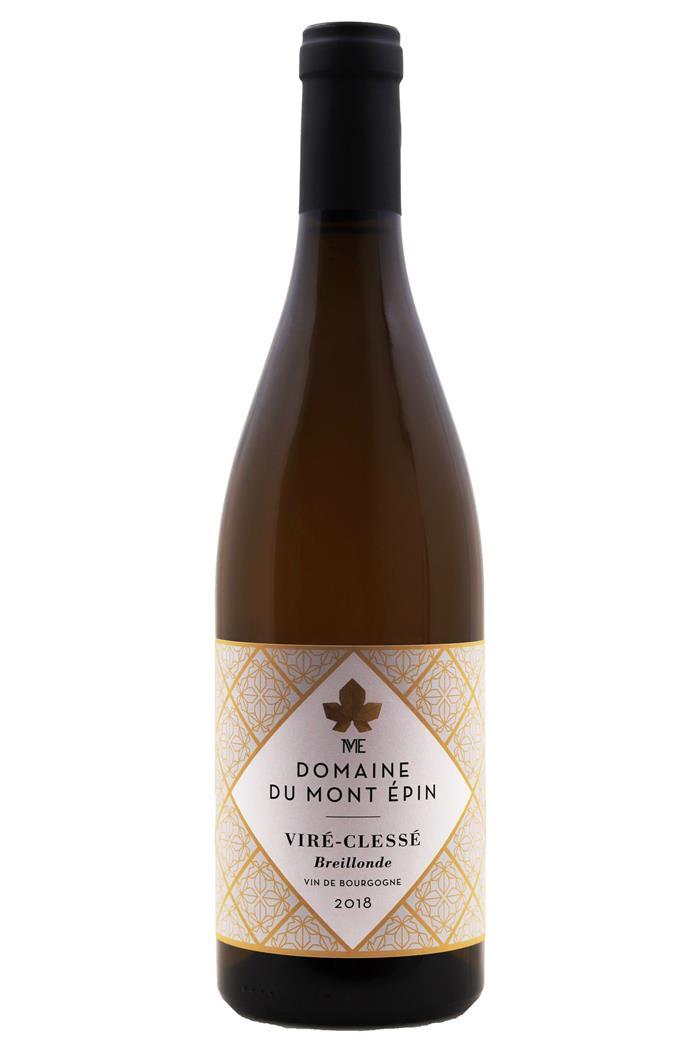 Breillonde - Domaine du Mont-Epin 2018 - BIO