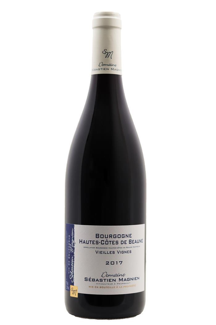 Hautes Côtes de Beaune  Vieilles Vignes  - Sébastien Magnien 2017