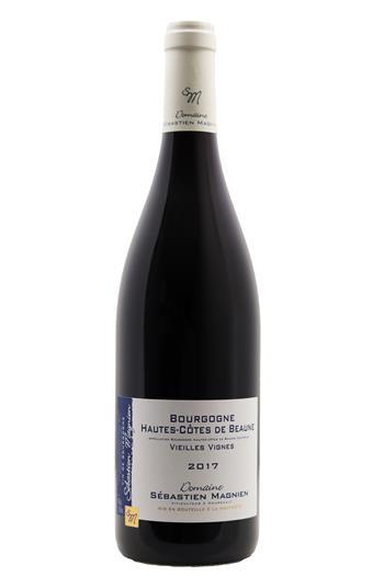 Hautes Côtes de Beaune  VV  - Sébastien Magnien 2017