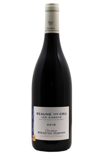 Beaune 1er Cru  Les Aigrots  - Sébastien Magnien 2018