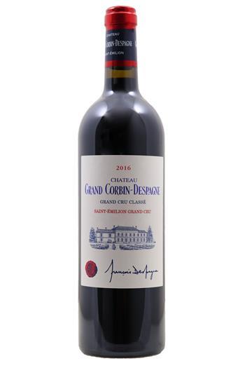 Château Grand Corbin d Espagne 2016 - BIO