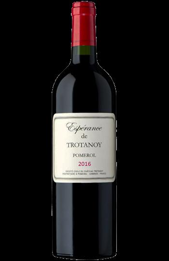 Espérance de Trotanoy - Château Trotanoy 2016