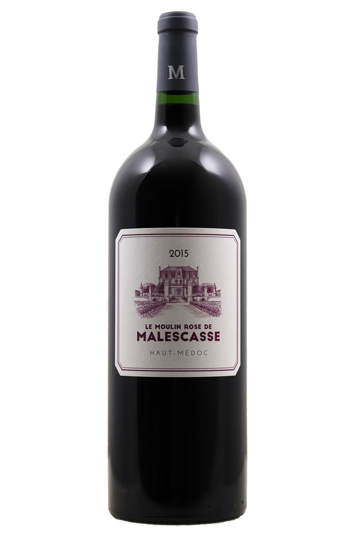 Moulin Rose de Malescasse - Château Malescasse 2015 150cl
