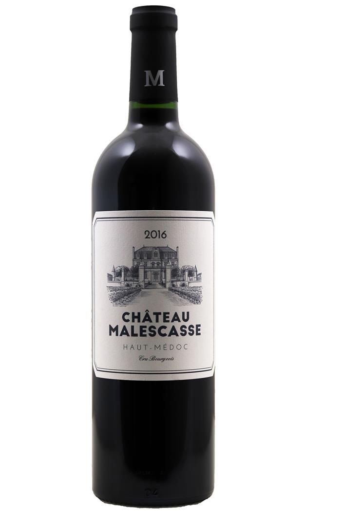 Château Malescasse 2016