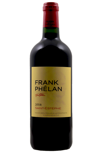Frank Phélan - Château Phélan 2016 150cl