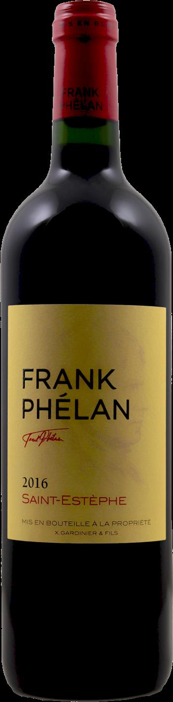 Frank Phélan - Château Phélan 2016 37,5cl