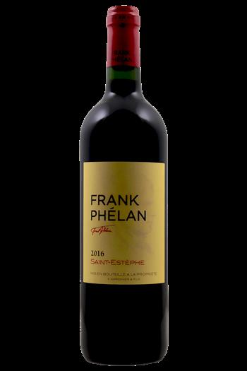 Frank Phélan - Château Phélan 2016