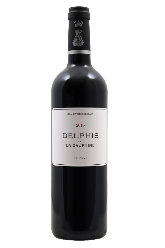 Delphis - Château de La Dauphine 2016