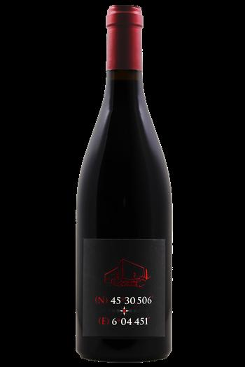 (N)45°30.506  (E)6°04.451  - Château de Mérande 2017 - BIO