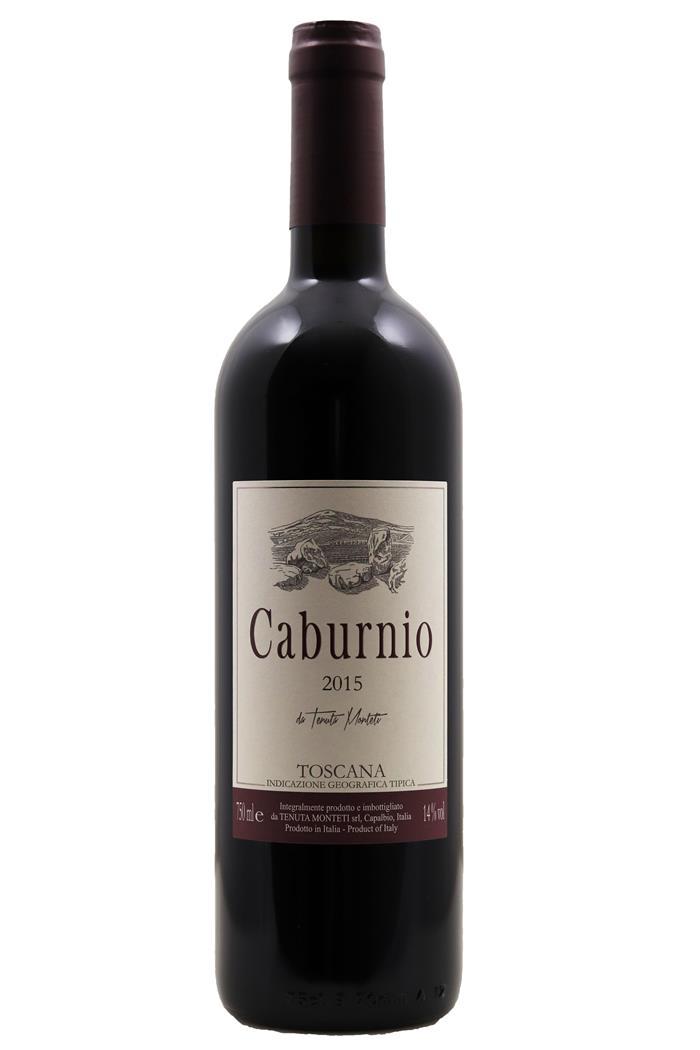Caburnio - Tenuta Monteti 2015