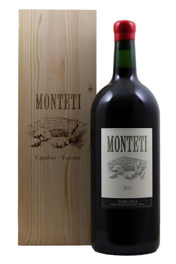 Monteti - Tenuta Monteti 2015 300 cl
