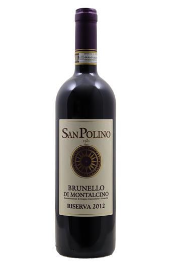 Brunello di Montalcino Riserva - San Polino 2012 - BIO