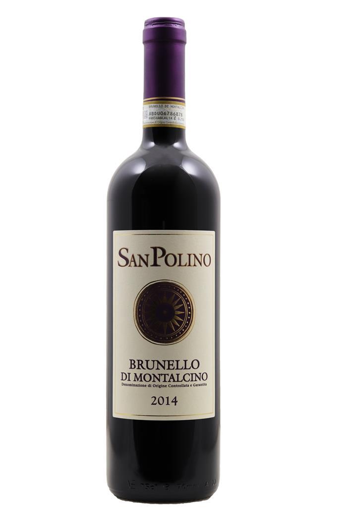 Brunello di Montalcino - San Polino 2014 - BIO