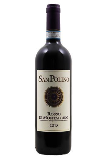 Rosso di Montalcino - San Polino 2018 - BIO