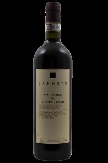 Vino Nobile di Montepulciano - Canneto 2016