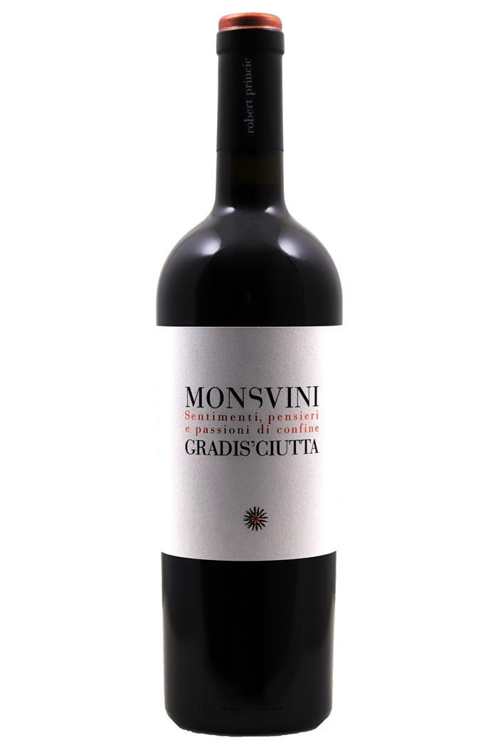 Monsvini - Gradis ciutta 2015