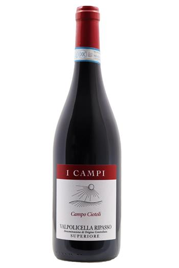 Valpolicella Superiore Ripasso - Campo Ciotoli - I Campi 2015