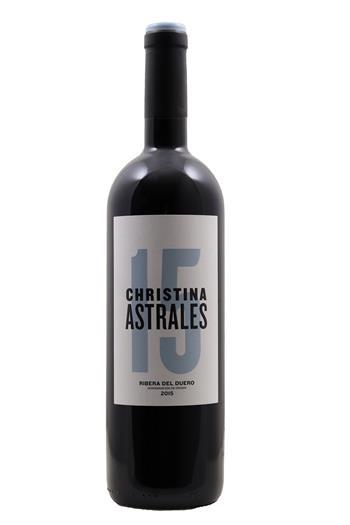 Christina Astrales - Bodegas Astrales  2015