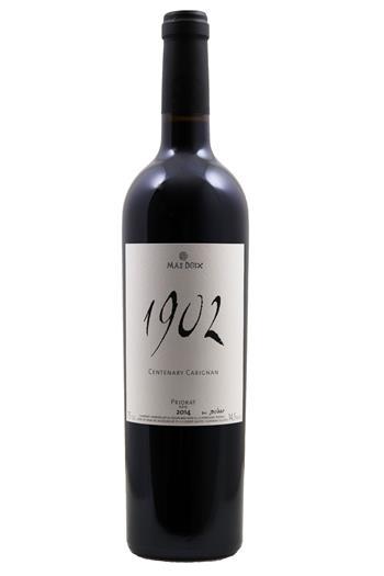 1902 Centenaire Carignan - Bodegas Mas Doix 2014