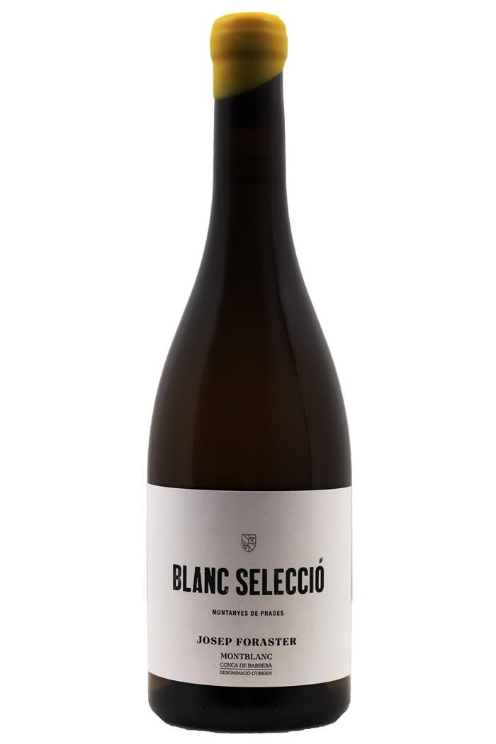 Blanc Selecció - Mas Foraster 2019 - BIO