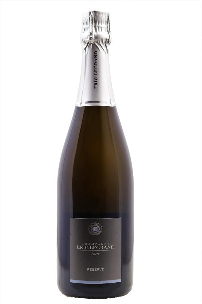 Brut Réserve - Champagne Eric Legrand