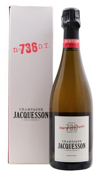 Cuvée 736 DT - Champagne Jacquesson
