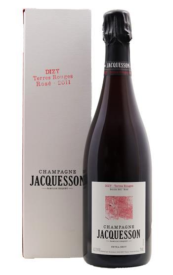 Dizy Terres Rouges Rosé - Champagne Jacquesson 2011