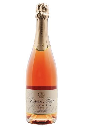 Crémant de Jura Brut Rosé - Domaine Désiré Petit