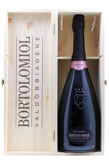 Filanda Rosé Brut Riserva Millesimato - Bortolomiol 150cl