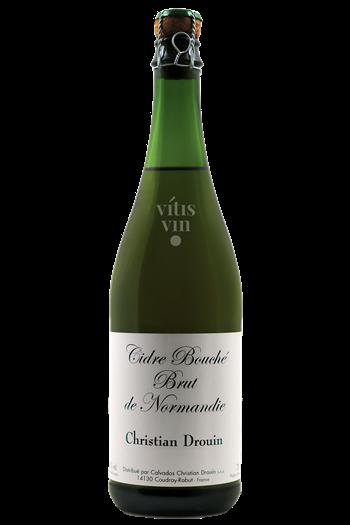 Christian Drouin Cidre Bouché Brut de Normandie