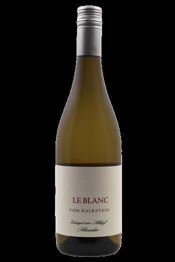 Le Blanc  Vom Kalkstein  - Weingut Schneider 2019