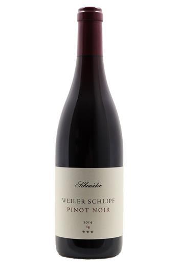 Pinot Noir CS*** - Weingut Claus Schneider 2014